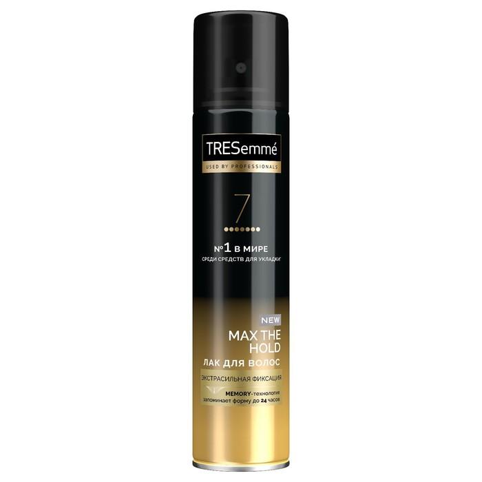 Лак для укладки волос Tresemme экстра сильная фиксация, 250 мл
