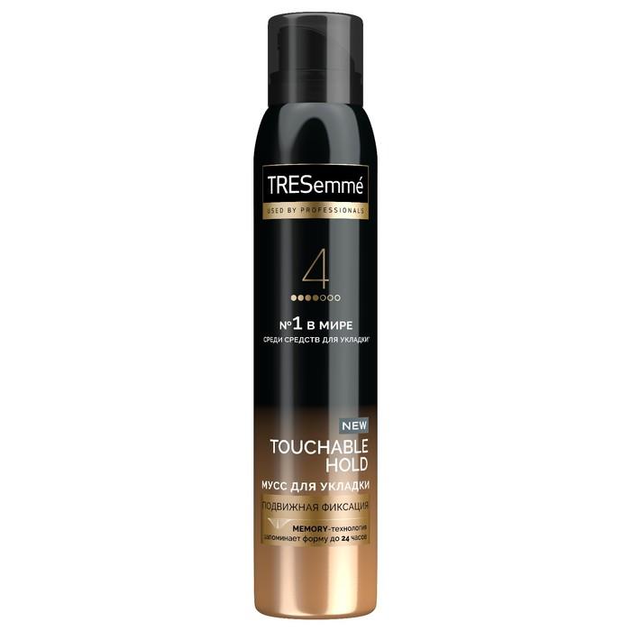 Мусс для укладки волос Tresemme средняя фиксация, 200 мл