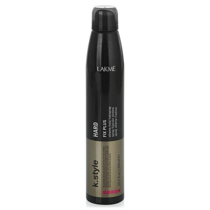 Спрей для волос экстра сильной фиксации Lakme K.Style Fix Plus hard, 300 мл