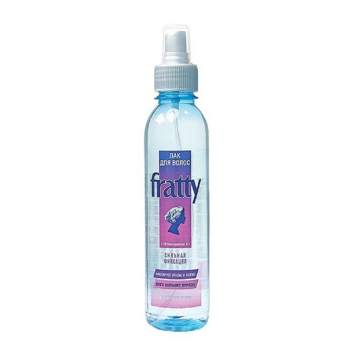 Лак для волос Fratty, сильная фиксация, 250 мл