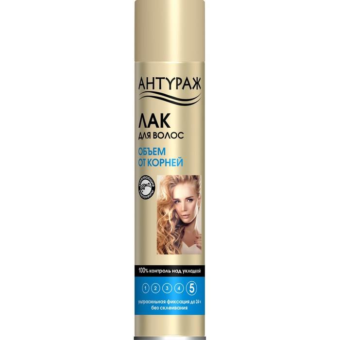 Лак для волос Антураж Объем от корней, ультрасильная фиксация 250 мл