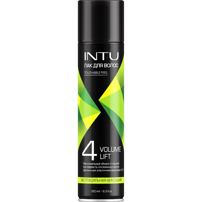Лак для волос Intu Volume Lift эсф, 250 мл
