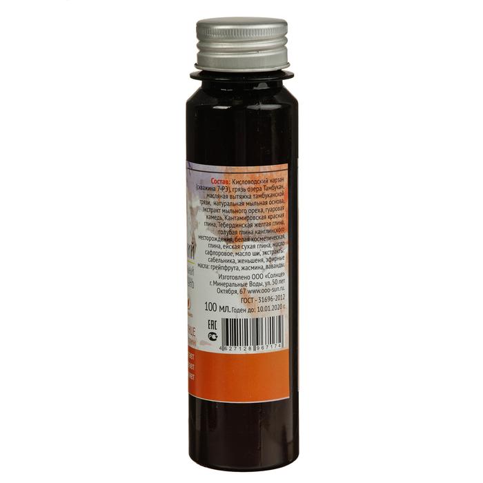 Шампунь Тамбуканский «Ласковое солнце» 5 целебных глин, 100 мл