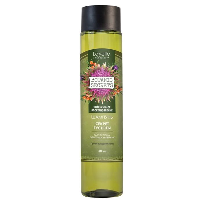 """Шампунь для волос Botanic Secrets """"Секрет густоты"""", 350 мл"""