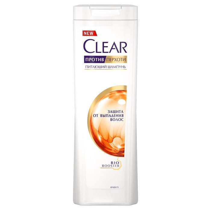 Шампунь для волос Clear Vita Abe Women «Защита от выпадения», 200 мл