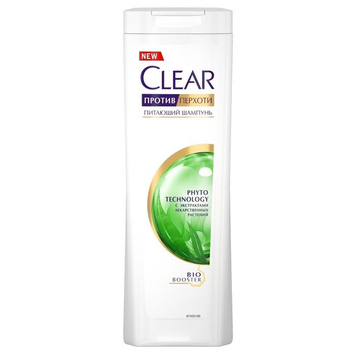 Шампунь для волос Clear Vita Abe Phytotechnology, против перхоти, 200 мл