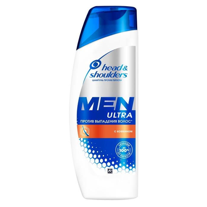 Шампунь от перхоти Head & Shoulders Против выпадения волос для мужчин, 200 мл