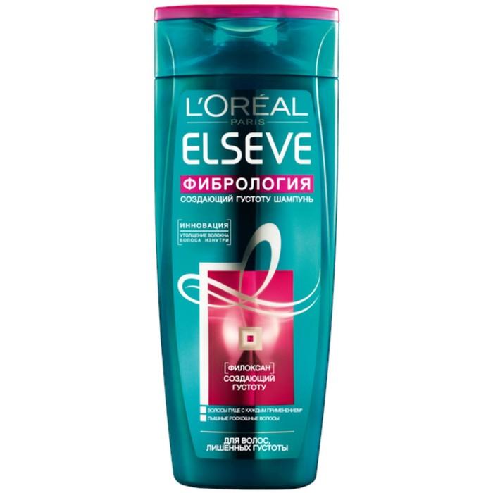 Шампунь для волос L'Oreal Elseve «Фибрология», для густоты волос, 250 мл
