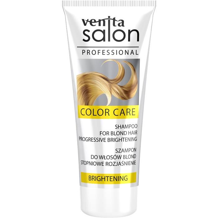 Шампунь для волос Venita Salon Prof Shampoo для светлых волос, 200 мл