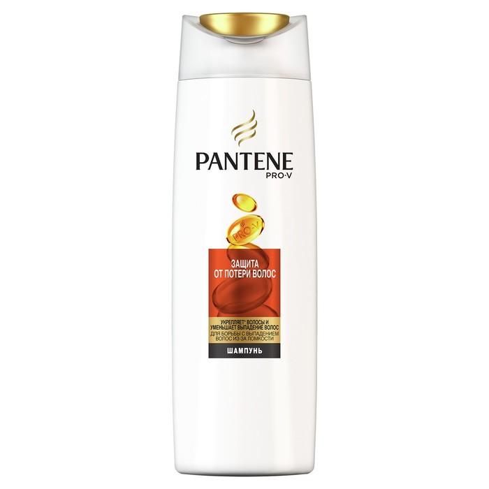 Шампунь для волос Pantene «Защита от потери волос», 400 мл