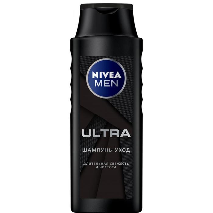 Шампунь Nivea for Men Ultra, 400 мл