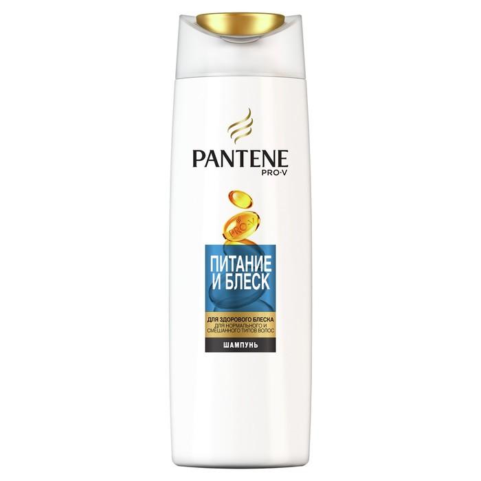 Шампунь для волос Pantene «Питание и блеск», 400 мл
