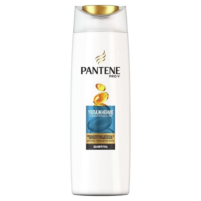 Шампунь для волос Pantene «Увлажнение и восстановление», 400 мл