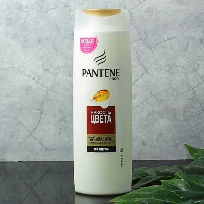 Шампунь для волос Pantene «Защита цвета и блеск», 400 мл