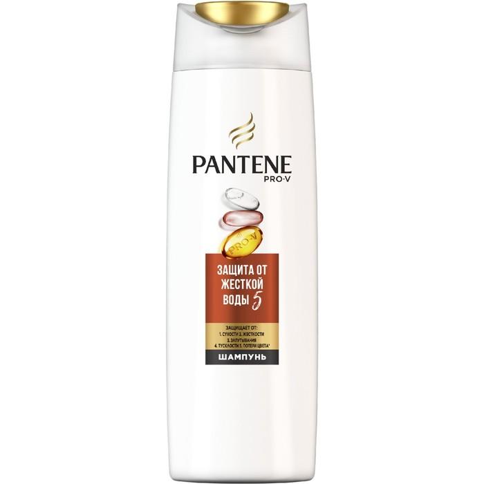 Шампунь Pantene «Защита от жесткой воды», 400 мл