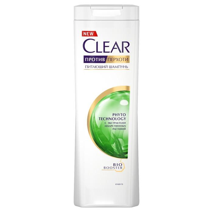 Шампунь для волос Clear Vita Abe Phytotechnology, против перхоти, 400 мл