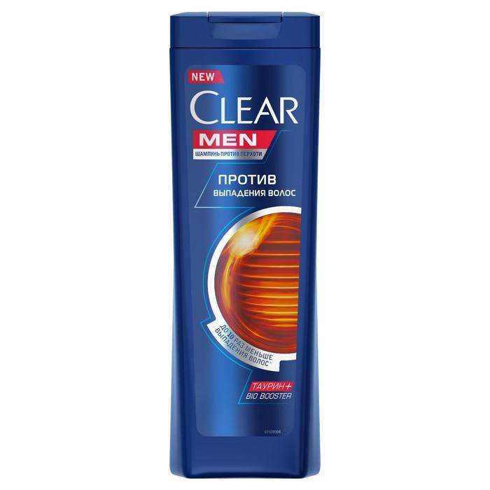 Шампунь для волос Clear Vita Abe Men «Против выпадения волос», 400 мл