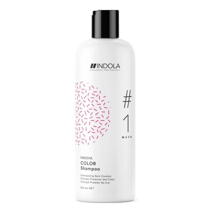 Шампунь для окрашенных волос Indola, 300 мл