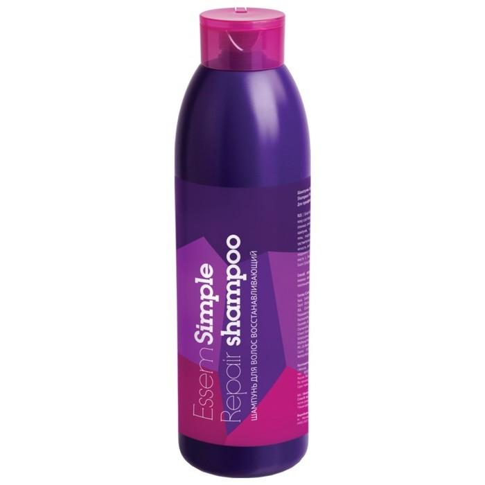 Шампунь для волос Essem Simple восстанавливающий, 1000 мл