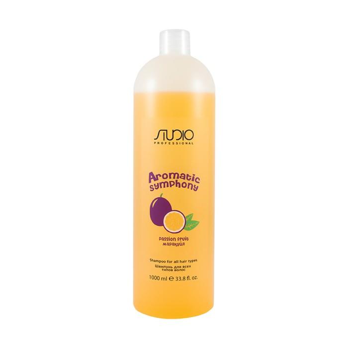 Шампунь для всех типов волос «Маракуйя» Studio Professional, 1000 мл