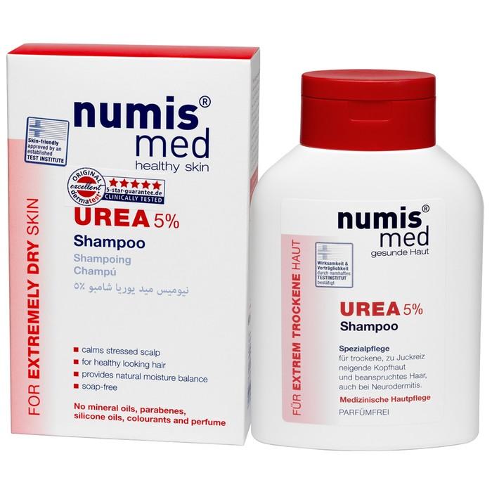 Шампунь Numis Med с 5% мочевиной, 200 мл
