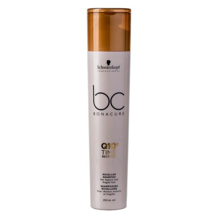 Мицеллярный шампунь для волос Bonacure Q10, 250 мл