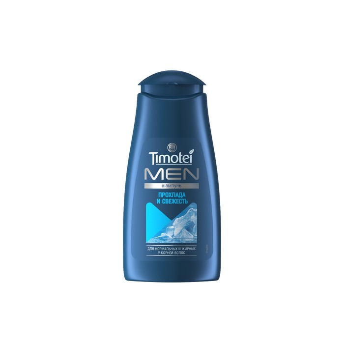 Шампунь для волос Timotei Men «Прохлада и свежесть» 250 мл