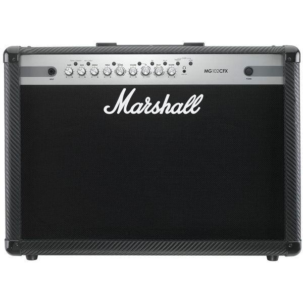 Гитарный усилитель Marshall MG102CFX