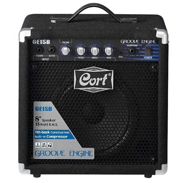 Усилитель для бас-гитары Cort GE15B