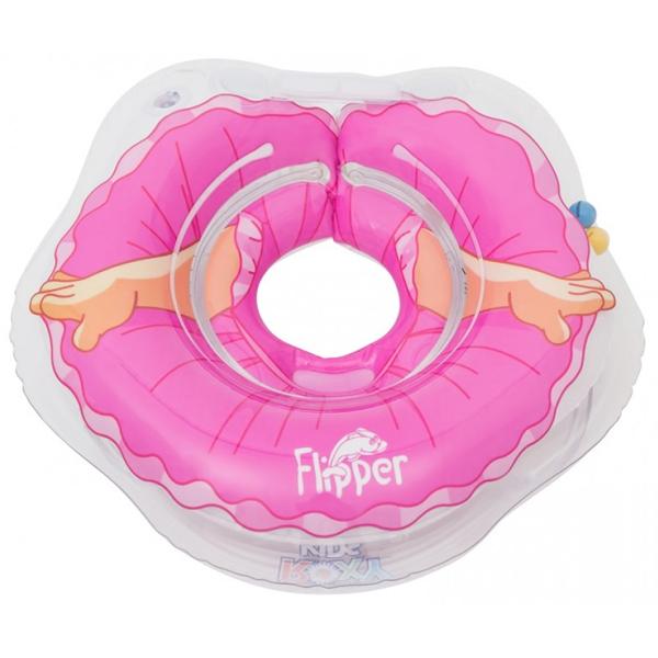 Круг для плавания ROXY-KIDS Flipper Балерина  FL-007