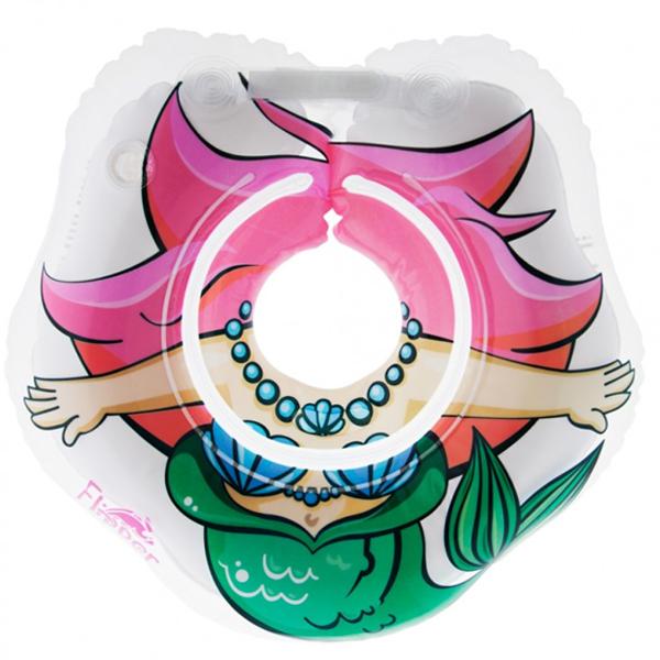 Круг для плавания ROXY-KIDS Flipper Русалка FL-009