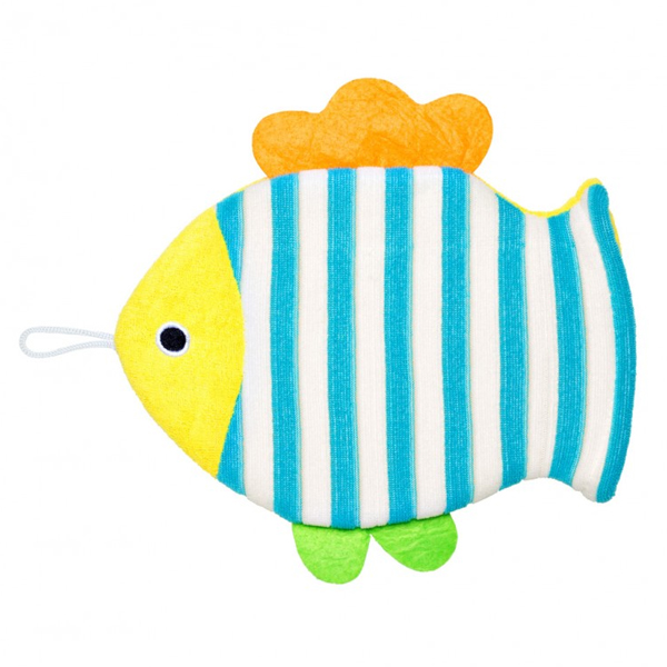 Махровая рукавичка ROXY-KIDS Рыбка RBS-006