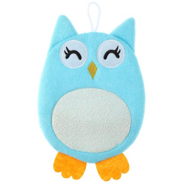 Махровая рукавичка ROXY-KIDS Baby Owl RBS-003