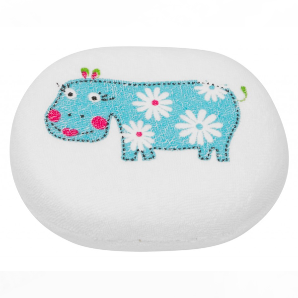Мягкая губка ROXY-KIDS Hippo RBS-001