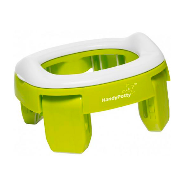 Дорожный горшок ROXY-KIDS Handy Potty  HP-250GR