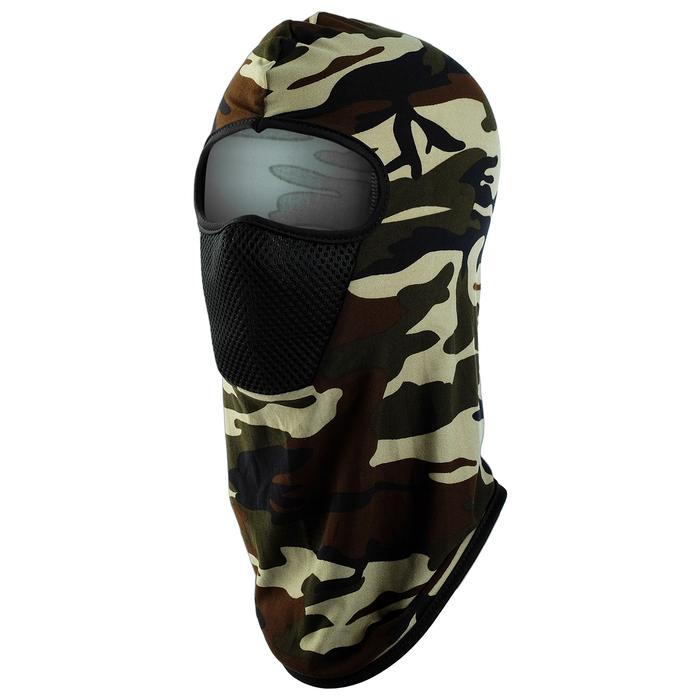 Балаклава (подшлемник), цвет милитари