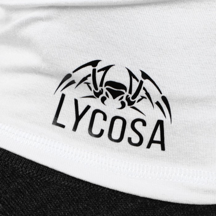 Подшлемник LYCOSA LIGHT-PLUS VISCOSE WHITE, размер L, XL