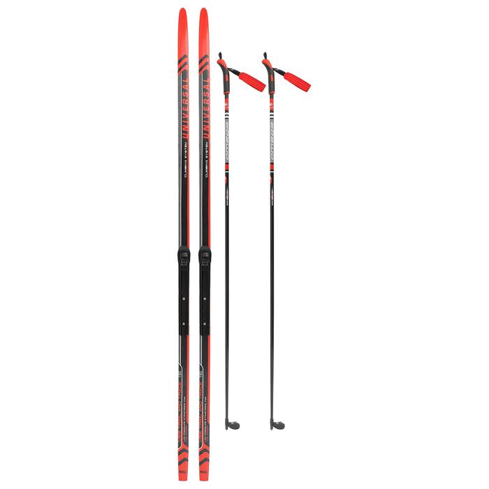 Комплект лыжный БРЕНД ЦСТ (Step, 190/150 (+/-5 см), крепление: NNN RE)