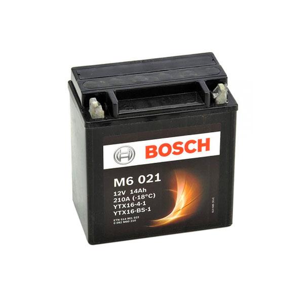 """Аккумулятор Bosch 14Ah """"+  -"""" (514901)"""