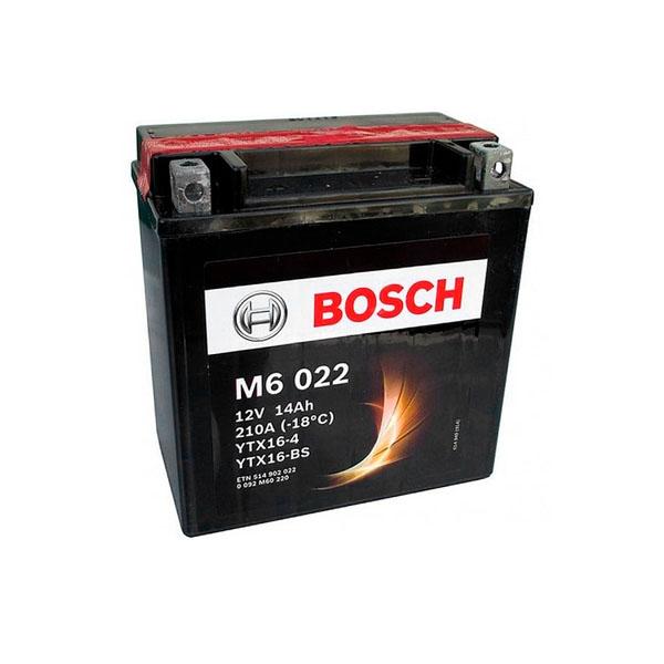 """Аккумулятор Bosch 14Ah """"+  -"""" (514902)"""