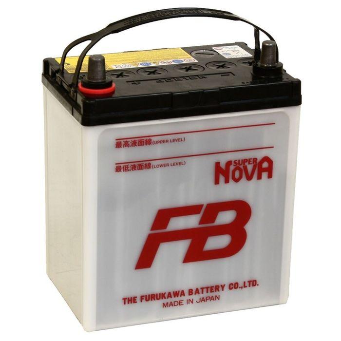 Аккумуляторная батарея FB SUPER NOVA 38 Ач т/кл 40B19R