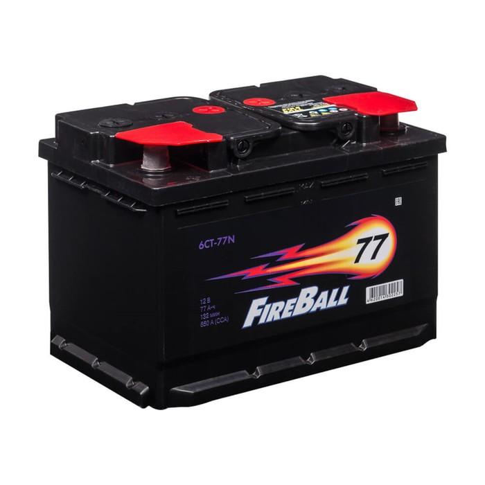 Аккумуляторная батарея FireBall п.п 77 - 6 СТ АПЗ