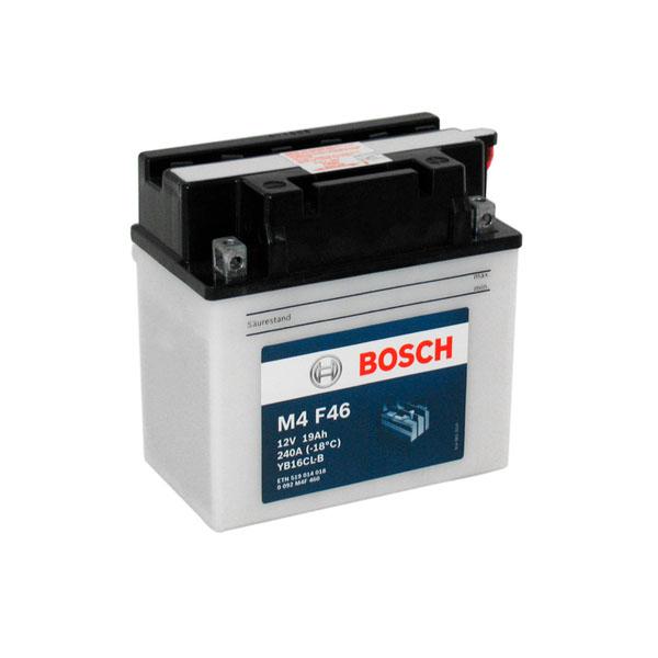 """Аккумулятор Bosch 19Ah """"-  +"""" (519014)"""