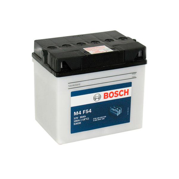 """Аккумулятор Bosch 30Ah """"-  +"""" (530030)"""