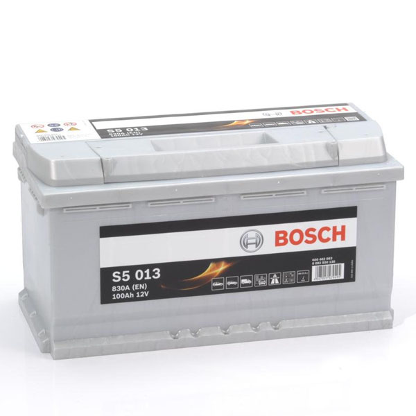 """Аккумулятор Bosch 100Ah """"-  +"""" (600402)"""