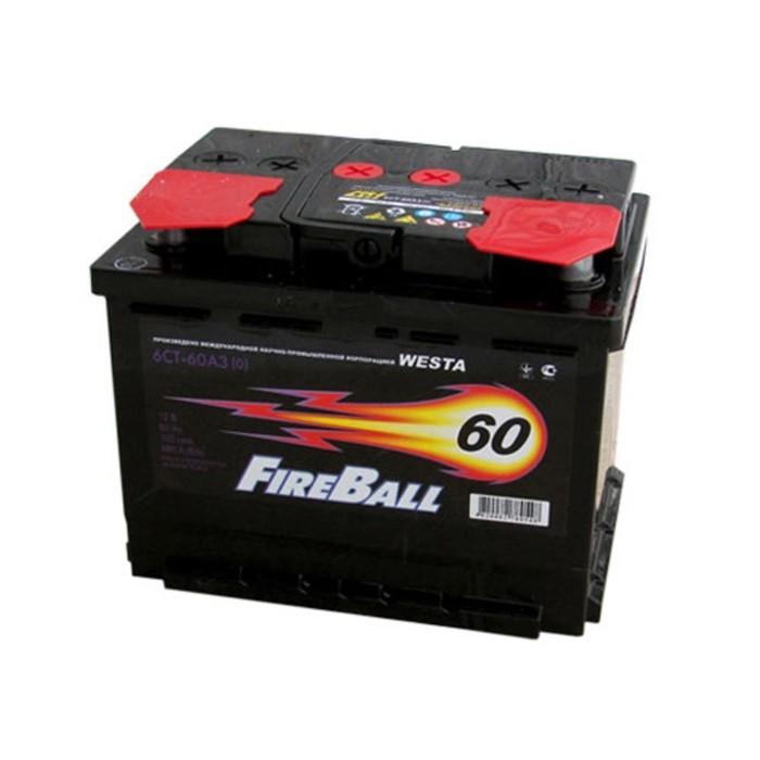 Аккумуляторная батарея FireBall о.п 60 - 6 СТ АПЗ