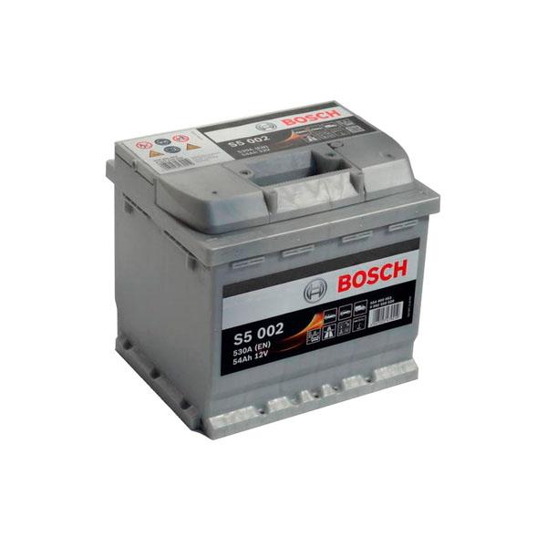 """Аккумулятор Bosch 54Ah """"-  +"""" (554400)"""