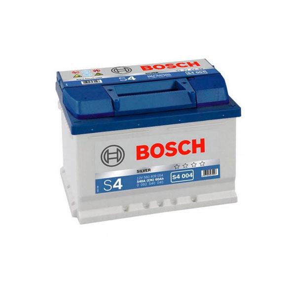 """Аккумулятор Bosch 60Ah """"-  +"""" (560409)"""