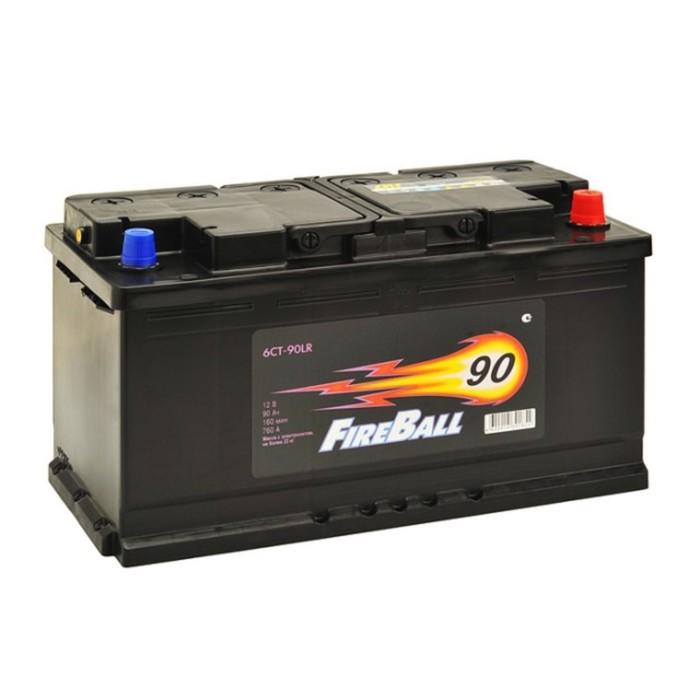 Аккумуляторная батарея FireBall о.п 90 - 6 СТ АПЗ