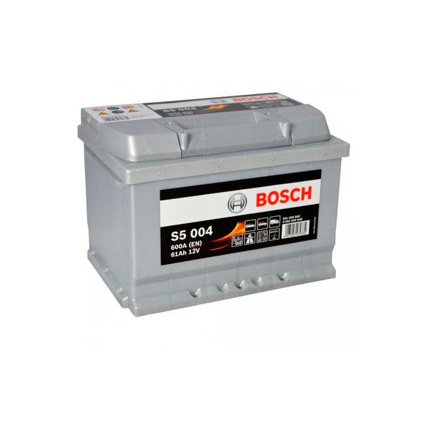 """Аккумулятор Bosch 61Ah """"-  +"""" (561400)"""